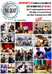 Concert rock in miniatura cu The Beat la GuitarShop CLUJ