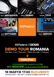 ROLAND / BOSS Demo Tour 2015 @ GuitarShop
