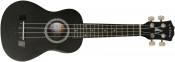 Ukulele Arrow PB10 BK Soprano Black Top