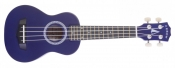 Ukulele Arrow PB10 B2 Soprano Blue#2 Top