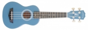 Ukulele Arrow PB10 BL Soprano Blue Top