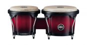 Bongo Meinl HB100WRB Headliner Wood Wine Red Burst