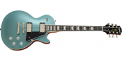 Chitara electrica Epiphone Les Paul Modern Faded Pelham Blue