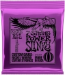 Corzi chitara electrica Ernie Ball 7-string Power Slinky Nickel Wound 11-58