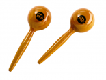 Maracas Meinl Wood Traditional MWM2AM