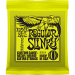 Corzi chitara electrica Ernie Ball Regular Slinky Nickel Wound .010-.046