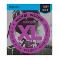 Corzi chitara electrica D'addario EXL120-7 Nickel Wound, 7-String, Super Light, 9-54