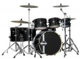 Set tobe DDrum Defiant 7 Pieces Sparkle Black
