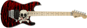 Chitara electrica Charvel Warren DeMartini Signature Pro Mod Blood And Skull