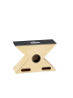 Cajon Meinl VIVA RHYTHM X-CAJON VR-XCAJ-SO Natural w/Striped Onyx
