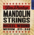 Corzi mandolina Dunlop DMN1140 Nickel Medium