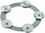 "Meinl CRING Ching Ring 6"", stainless steel jingles"